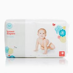 Organic diapers! Finally, a decent biodegradable option! Other great natural products that are safer and affordable!