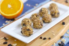 Fruity Oatmeal Energy Bites! Simple NO BAKE recipe for a healthy snack or on-the-go breakfast! … healthy snack recipe | easy snack recipe | healthy vegan snack | gluten free snack | low fat snack | no bake recipe | energy balls recipe | energy balls vegan | prunes | prunes recipes | energy balls healthy | energy bites recipe | post workout snack | energy balls for kids | vegan breakfast | on the go breakfast