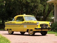 AMC Metropolitan 1500 Taxi