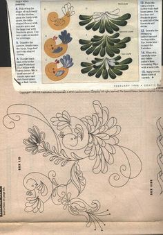 Bauernmalerei e Rosemaling - TEREPINTURA - Álbumes web de Picasa