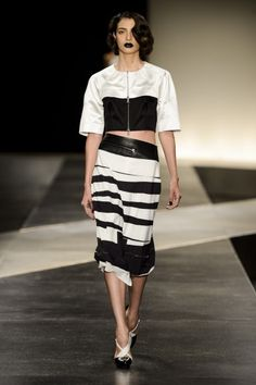 The Style Examiner: Alexandre Herchcovitch Spring/Summer 2014