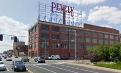 the old Pevely Dairy