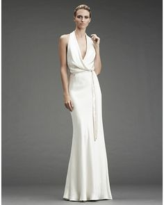 simple elegance. (I would wear if I were as tall).