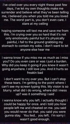 i can relate Quotes Deep Feelings, Hurt Quotes, Mood Quotes, Tweet Quotes, Relationship Texts, Relationships, Sad Texts, Snap Quotes, Snapchat Quotes
