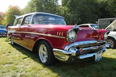 1957 Chevy Nomad #1957 #chevy #nomad #car