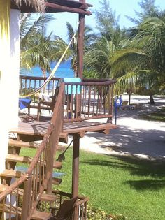 Iberostar Cozumel:  View from our porch.