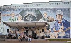 Photograph of Birthplace of Country Music Museum - Bristol, Tennessee, USA