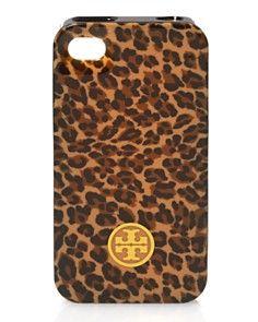 tory burch iphone case!