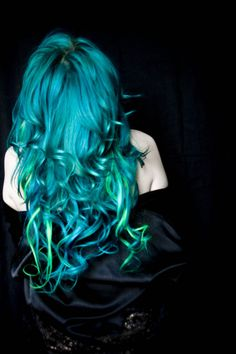 If my Adore dye experiment goes well, this may just be the next color I try ....