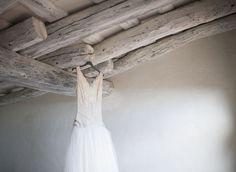 Maria Luisa Rabell wedding dress. Vestido de novia de  Maria Luisa Rabell