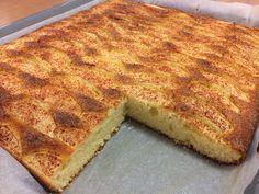 Liian hyvää: Muhkea omenapiirakka Desert Recipes, Fall Recipes, Sweet Recipes, Yummy Snacks, Yummy Food, Finnish Recipes, Sweet Pastries, Sweet Pie, Vegan Desserts