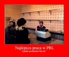 Najlepsza praca PRL-u.