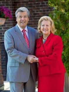 Gerrit e Merete Lösch em Brooklyn, Nova York