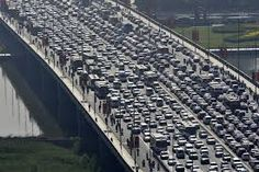 Kuvahaun tulos haulle traffic jam china