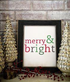 Christmas Shipping and Free Printables!