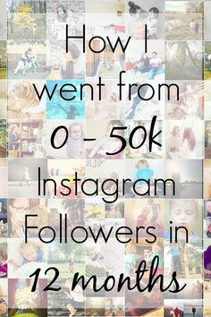 How I grew my Instagram from 0 to 50k followers in 12 months, top tips on growing your instagram by instagram queen tobyandroo