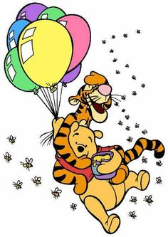 To my Tigger, Laura May!