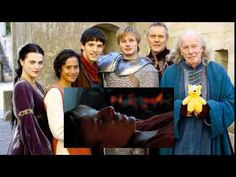 Merlin [S1E10] Audio Commentary with Colin, Bradley, Angel and Katie (full)