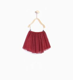 Shiny tulle skirt-New this week-Baby girl-COLLECTION AW15 | ZARA United States