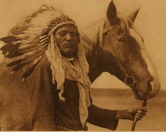 Blackfoot Chief~
