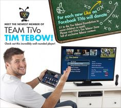 Tim Tivo is a First String Recorder
