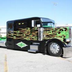 98 Best 18 Wheeler Rigs Images Big Rig Trucks Big Trucks Cool Trucks