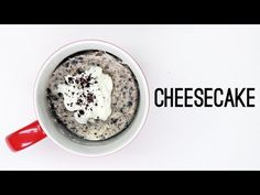 Easy Microwave Cheesecake You Should Try - YouTube