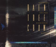 """For Sale - Rain Tree Crow Blackwater UK  CD single (CD5 / 5"""") - See this and 250,000 other rare & vintage vinyl records, singles, LPs & CDs at http://eil.com"""