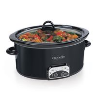 Crock-Pot Smart Programmable Slow Cooker, Stainless Steel Only 10 In Stock Order Today! Product Description: This Crock-Pot Smart Pot Programmable Slow Cooker is a wonderful choice for 4 Quart Slow Cooker, Crock Pot Slow Cooker, Crock Pots, Slow Cooking, Cooking Time, Cooking Light, Cooker Recipes, Crockpot Recipes, Chicken Recipes