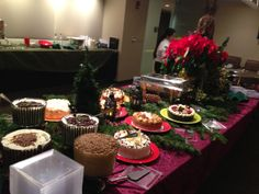 Desserts! - Jules Catering