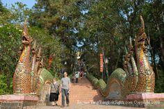 Lanna Temples - Wat Prathat Doi Suthep @ Chiang Mai