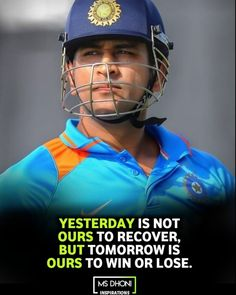 Mahi ÇÅ🏏 India Cricket Team, World Cricket, Cricket Sport, Success Quotes And Sayings, Apj Quotes, Ziva Dhoni, Dhoni Quotes, Ms Dhoni Wallpapers, Cricket Quotes