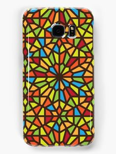 Vector abstract geometric ethnic ornament by Alxla
