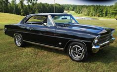 1967 Chevy Nova, 350 4bbl/4speed stick