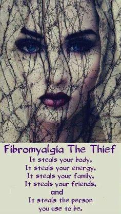 Fibromyalgia the Thief