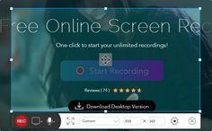 Free online screen recording software #smallbusiness #blogging