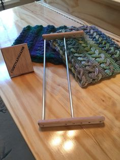 Chetnanigans Hairpin Lace Loom, FA Edition