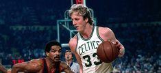 NBA LEGENDS | Boston Celtics Larry Bird