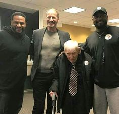 from - Love this group - Jerome Bettis, Bill Cowher, Dan Rooney and Mike Tomlin. Pitsburgh Steelers, Here We Go Steelers, Pittsburgh Steelers Football, Pittsburgh Sports, Super Bowl, Dan Rooney, Pittsburgh Steelers Wallpaper, Jerome Bettis, Nfl Logo