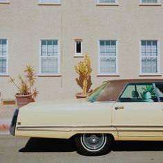 Vintage beach car | VSCO | Jonathan Griffith
