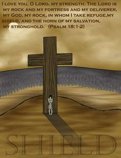 ♥♡♥♡ Psalm 18:1 I love you, Lord;     you are my strength. 2 The Lord is my rock, my fortress, and my savior;     my God is my rock, in whom I find protection. He is my shield, the power that saves me,     and my place of safety. 3 I called on the Lord, who is worthy of praise,     and he saved me from my enemies. ♥♡♥♡
