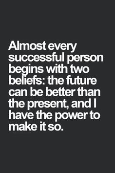 ...the power to make it so