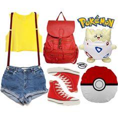 Fashion Inspiration; {Pokemon} Misty