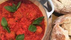 Mamma Alba's meatballs (Polpette Di Mamma Alba)