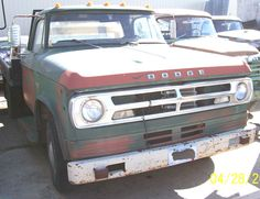Dodge For Sale - Dodge Classifieds - Classic Trucks Dodge Trucks, Old Trucks, Flat Bed, Classic Trucks, Ford, Vintage, Classic Pickup Trucks, Vintage Comics, Classic Cars