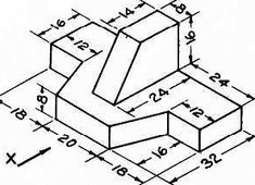 How to arrange and paper engineering drawing Mechanical Engineering Design, Paper Engineering, Mechanical Design, Autocad Isometric Drawing, Isometric Drawing Exercises, Cad Drawing, Drawing Sketches, My Drawings, Autocad Gratis