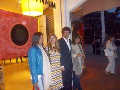 Tere Fernandez Mouján, Eleonora Jaureguiberry, Gustavo Posse, Bárbara Herranz ( curadora)