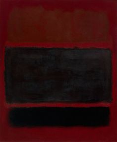 Colpevole innocenza | lonequixote: No. 20 by Mark Rothko (via:...