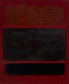 Colpevole innocenza | lonequixote:   No. 20 by Mark Rothko (via:...