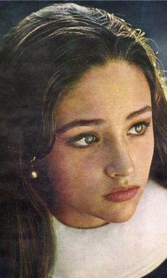 Olivia Hussey, 1960's.